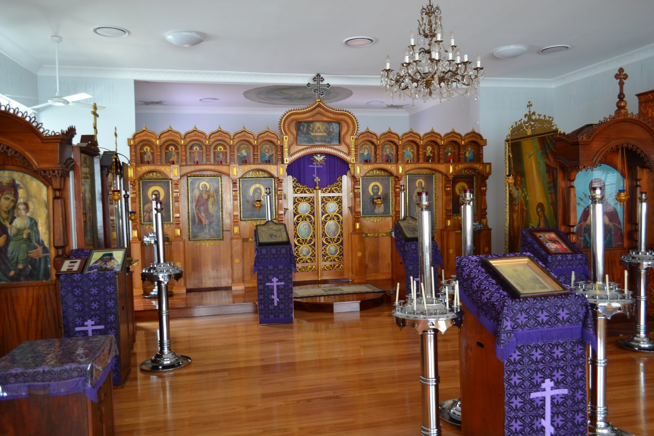 St Seraphim's Russian Orthodox Church Home page